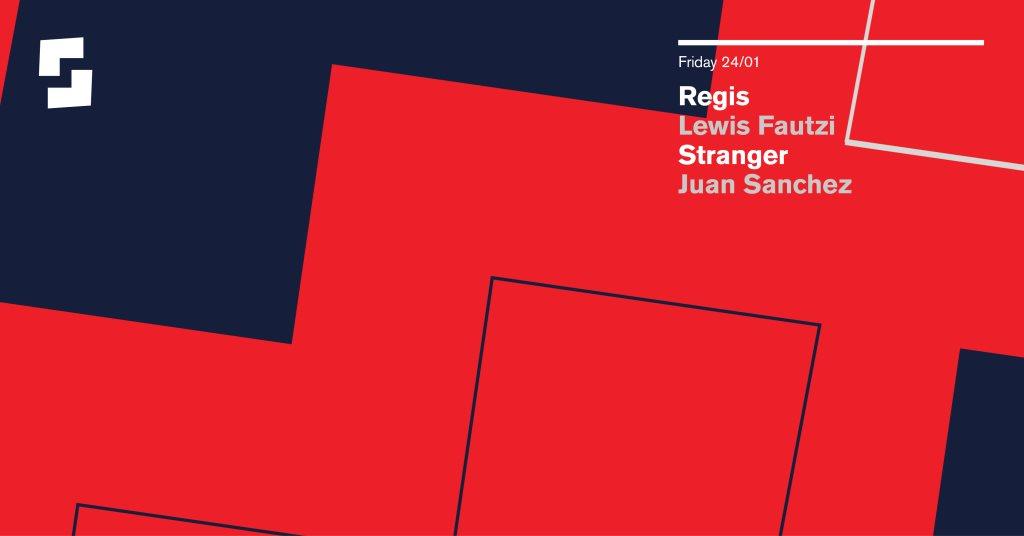 Regis, Lewis Fautzi, Stranger, Juan Sanchez