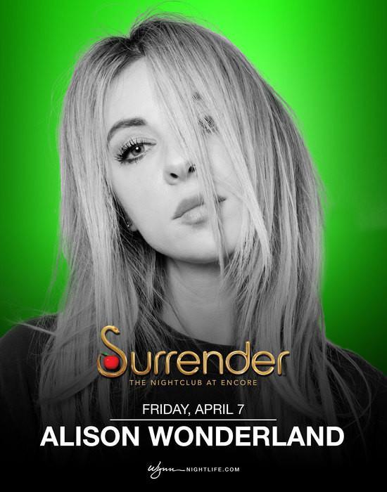 Alison Wonderland at EBC at Ni...