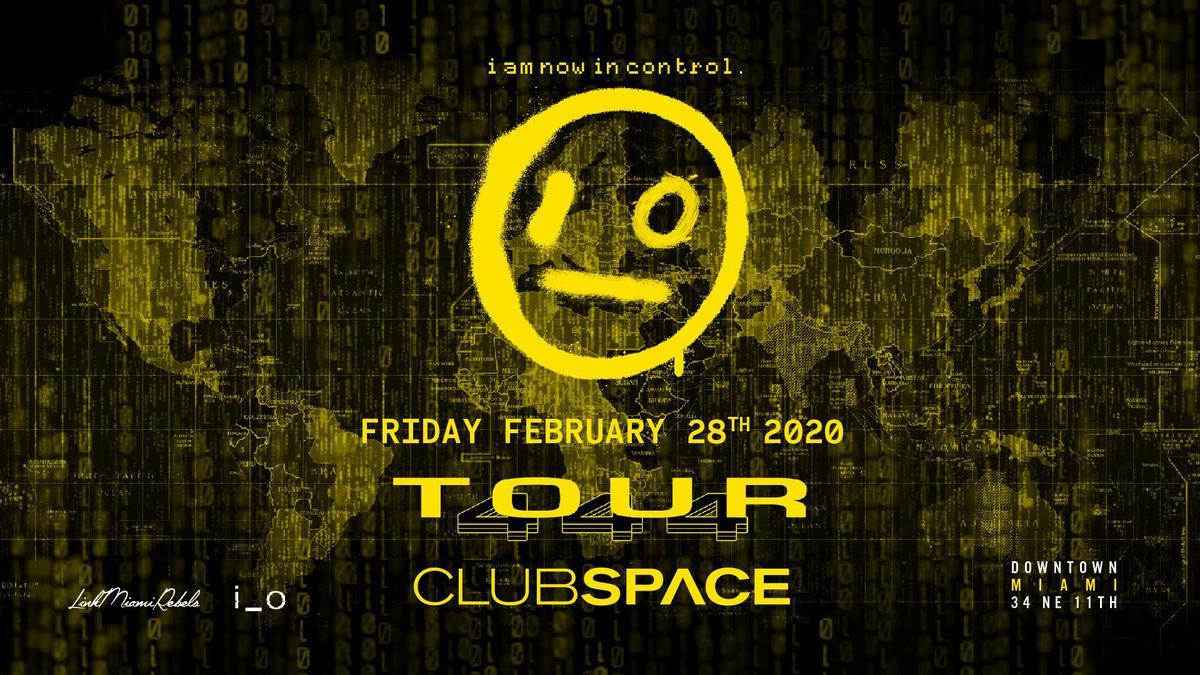 i o at space terrace friday feb 28 2020 discotech i o at space terrace friday feb 28