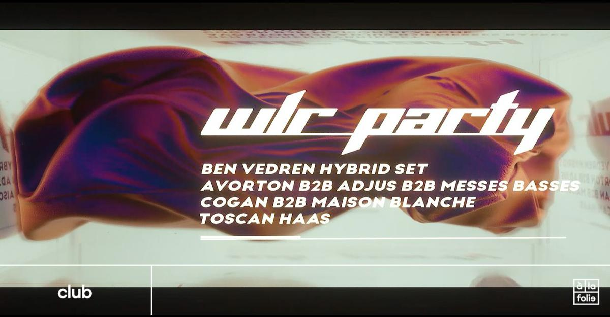 WLR Party #2