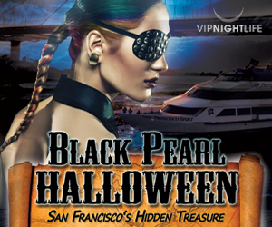 Halloween Boat Party 2020 San Francisco Pier Pressure Black Pearl   SF Halloween Yacht Party at Boat Party