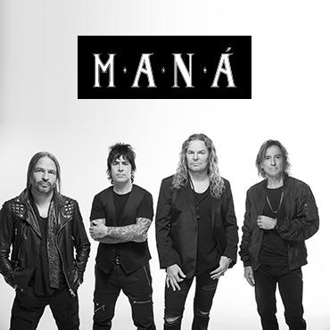Maná at Melody Maker - Friday,...