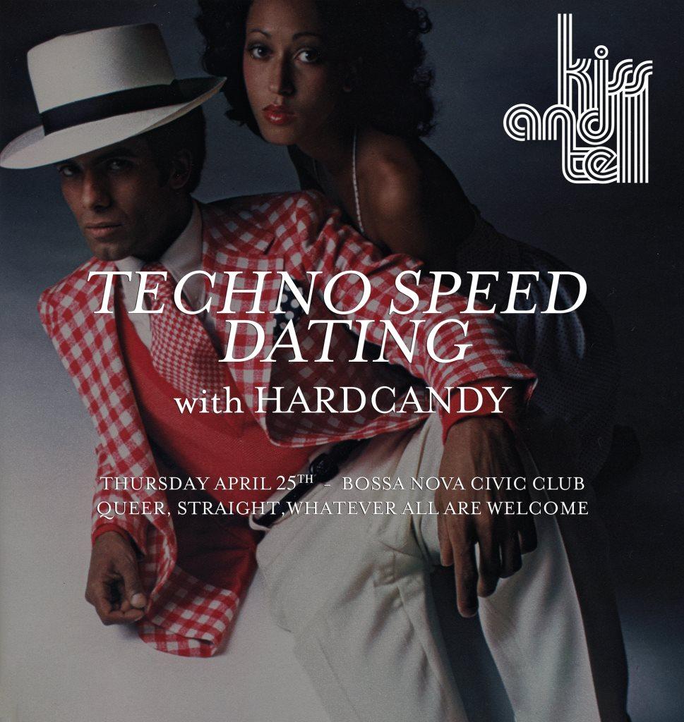 Bossa nova Speed Dating