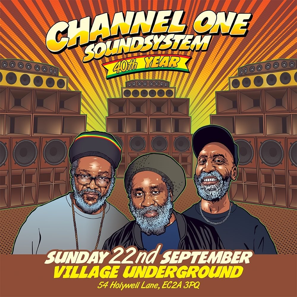 Channel One Soundsystem 40th Year - Eastside Session