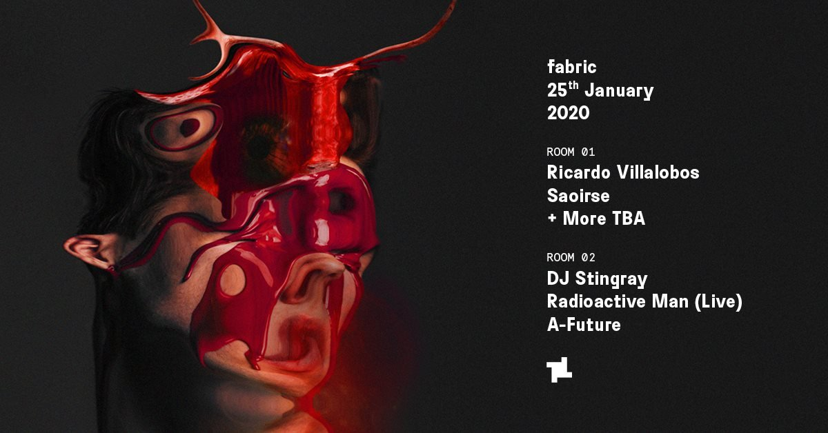 Ricardo Villalobos, DJ Stingray & Saoirse
