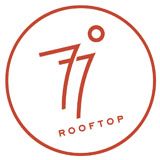 77 Degrees logo