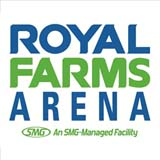 Royal Farms Arena logo