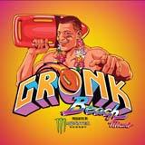 Gronk Beach logo