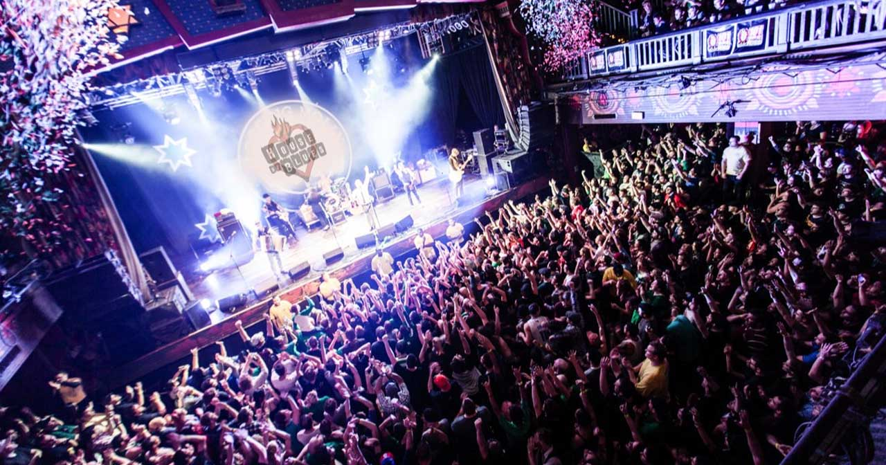 House of Blues offers guest list on certain nights