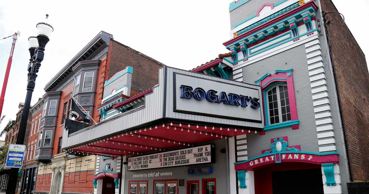 Bogart's offers guest list on certain nights