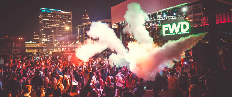 FWD Day + Nightclub