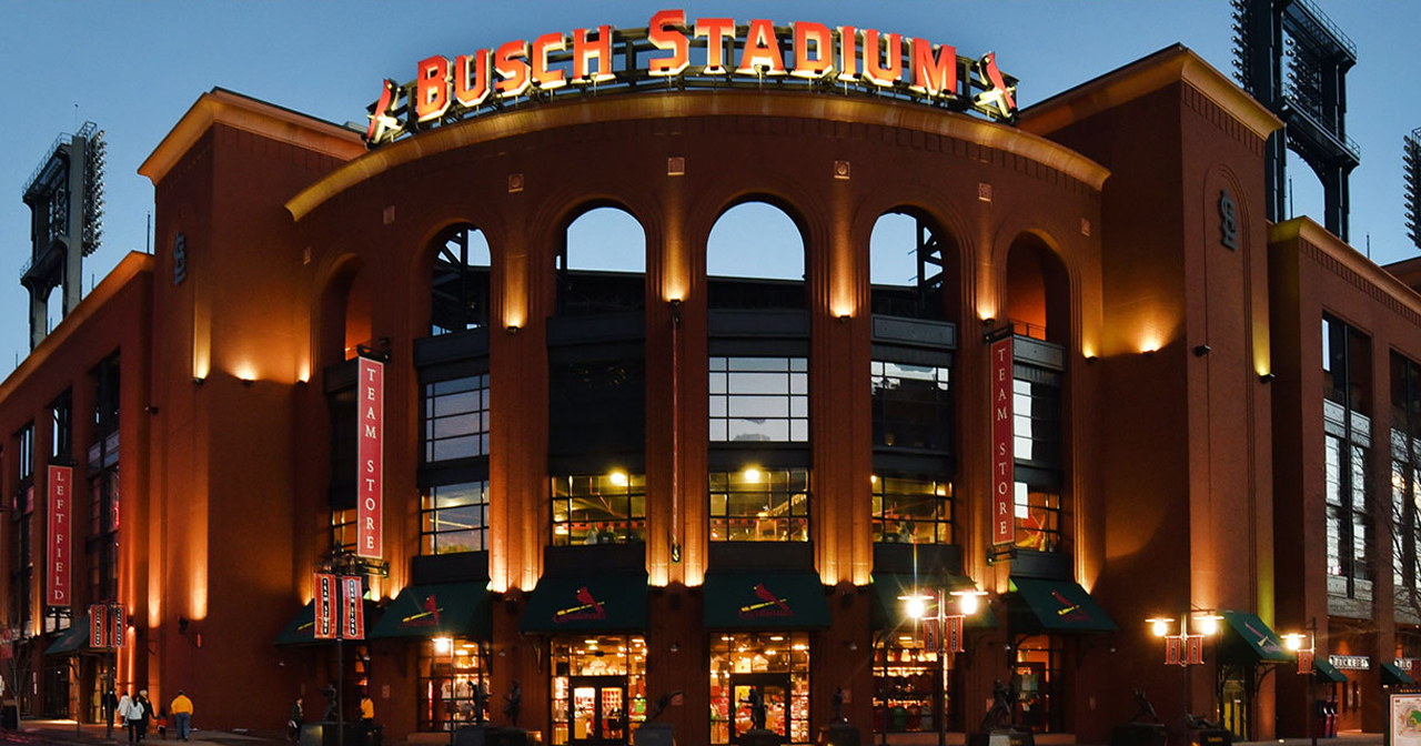 Inside look of Busch Stadium after getting free guest list