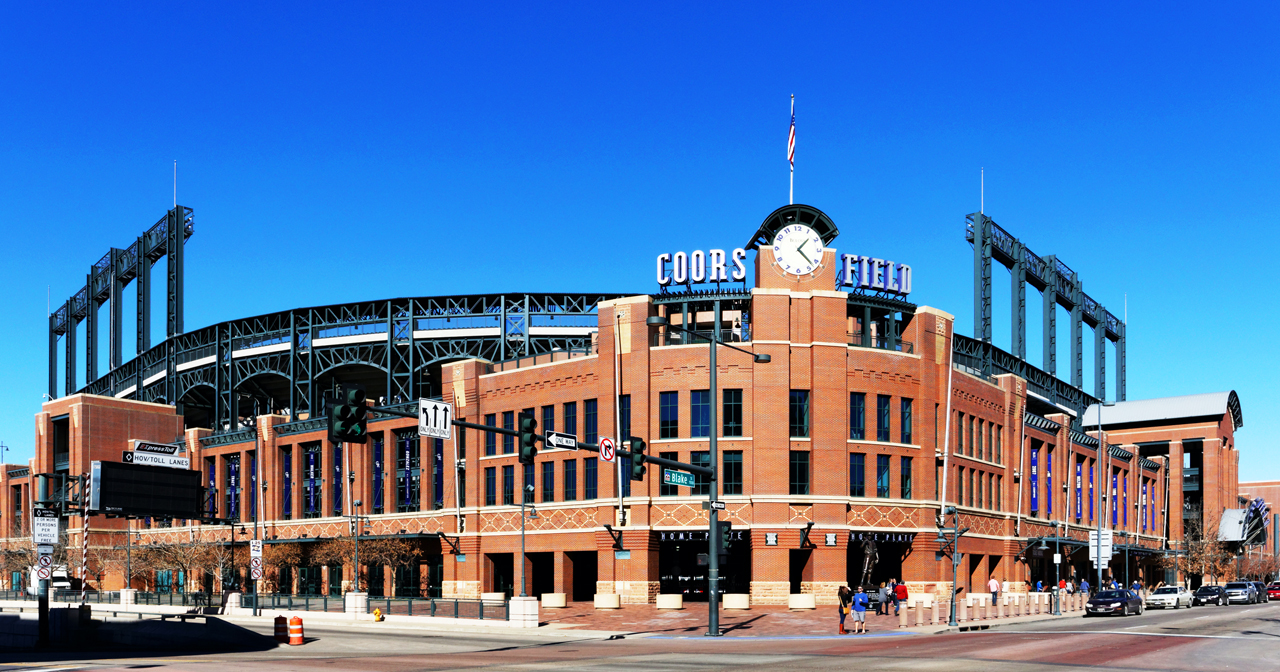 Inside look of Coors Field after buying tickets