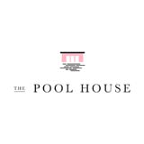 The Pool House at Night logo