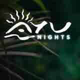 AYU Nights logo