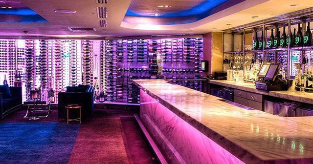 Champagne Room at Tipsy Alchemist offers guest list on certain nights