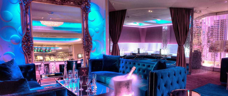 Champagne Room at Tipsy Alchemist