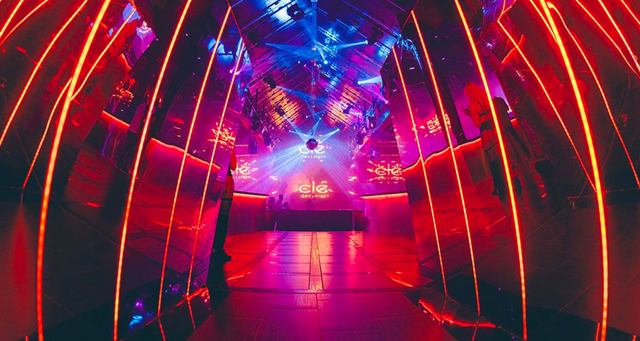 Inside look of Clé Nightclub after getting free guest list
