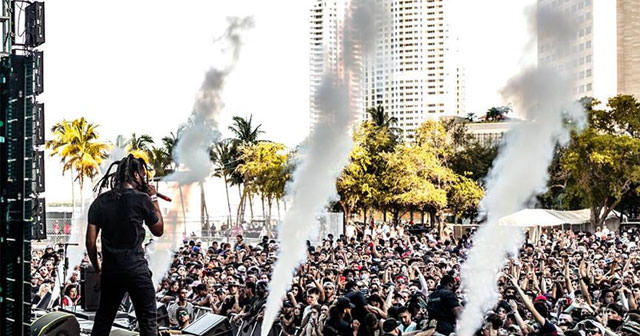 Rolling Loud offers guest list on certain nights