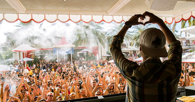 Encore Beach Club offers guest list on certain nights