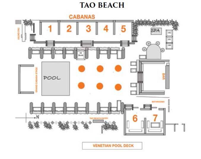 Four Seasons Las Vegas Floor Plan: Guestlist, Tickets, And Bottle