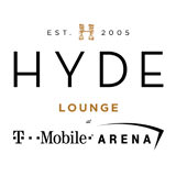 Hyde Lounge T-Mobile Arena logo