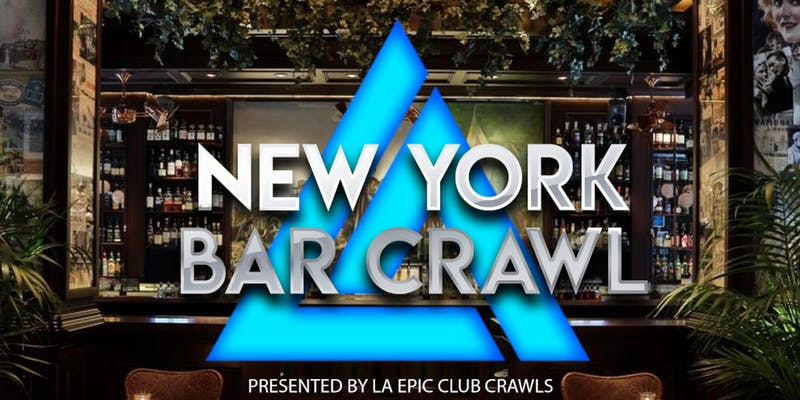 New York Bar/Pub Crawl