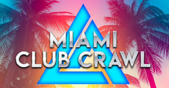 Miami Club Crawl