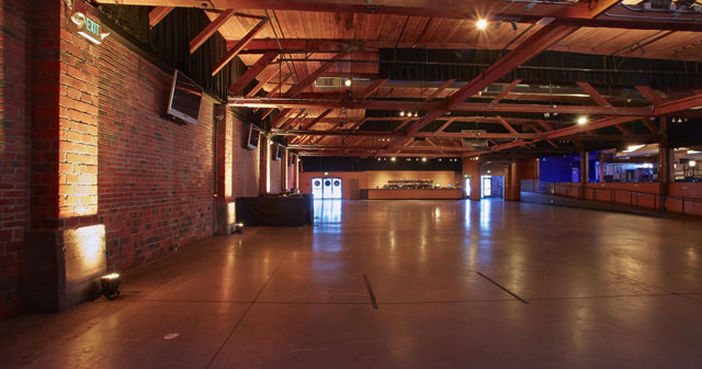 View of the interior of The Showbox SoDo after getting free guest list