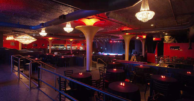 View of the interior of The Showbox