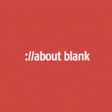 About Blank logo