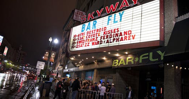 Skyway Theatre (Bar Fly)