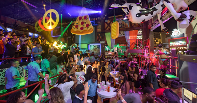 Inside look of La Vaquita after getting free guest list