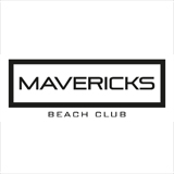 Mavericks Beach Club logo