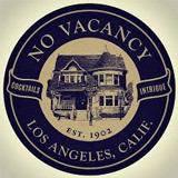 No Vacancy logo