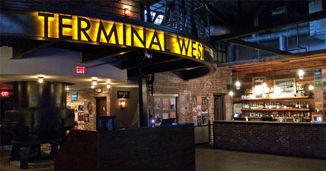 Terminal West