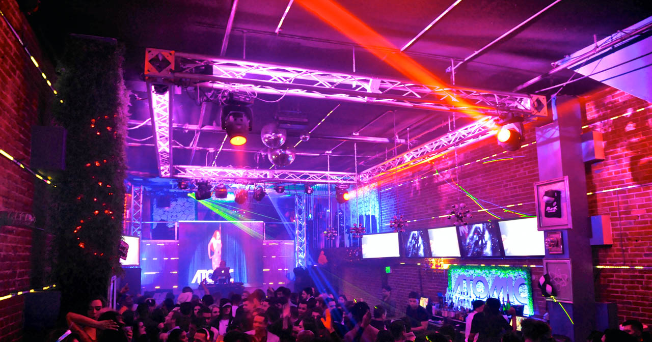 Atomic offers guest list on certain nights