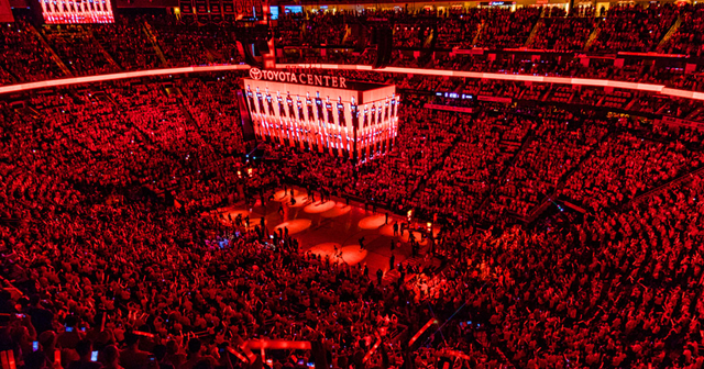 Toyota Center offers guest list on certain nights