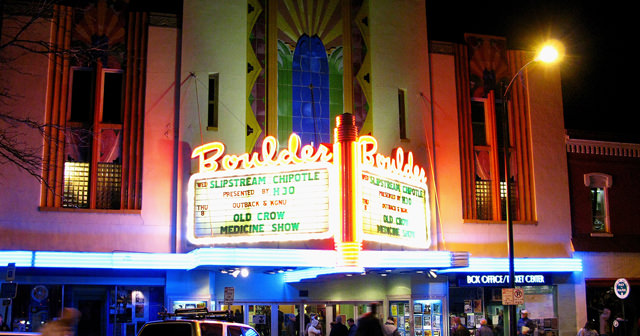 Boulder Theater offers guest list on certain nights
