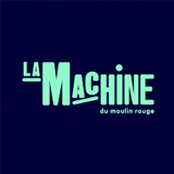 La Machine Du Moulin Rouge logo
