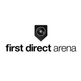 First Direct Arena logo