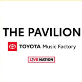 The Pavilion at Toyota Music Factory logo