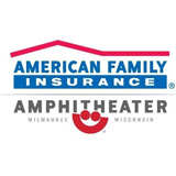 American Family Insurance Amphitheater logo
