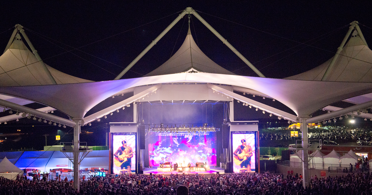 Walmart Arkansas Music Pavilion