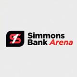 Simmons Bank Arena logo