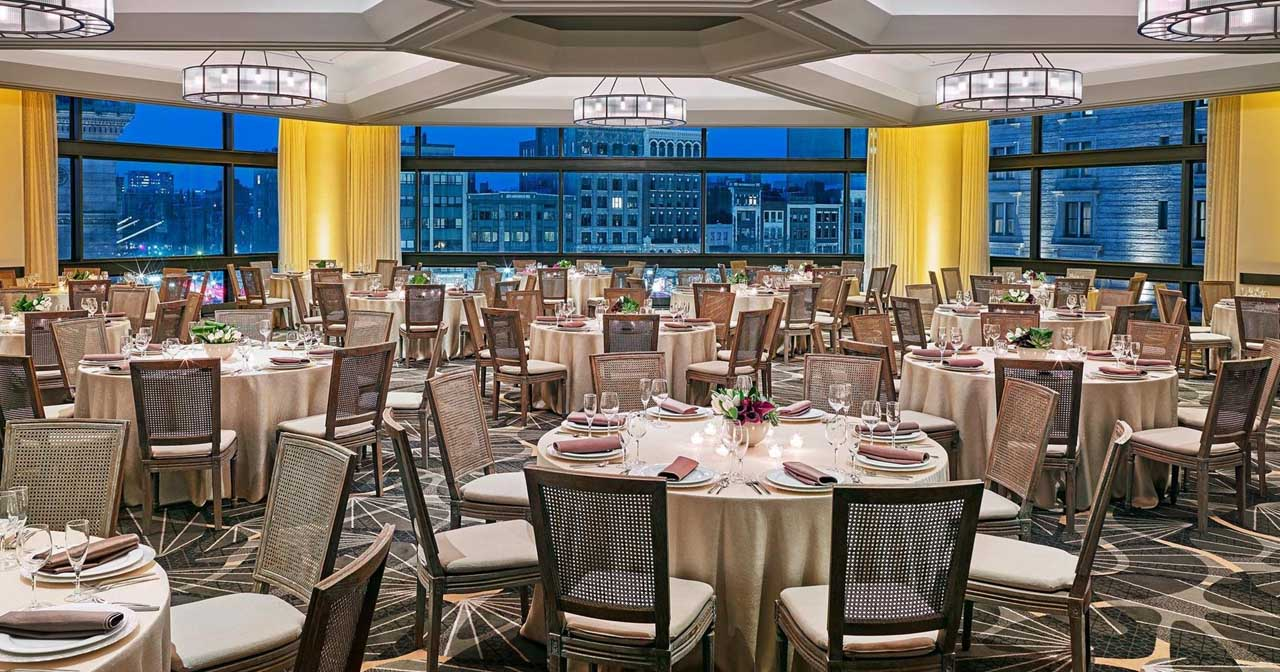 Grand Ballroom at the Westin