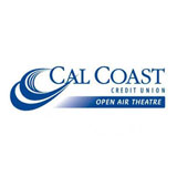 Cal Coast Credit Union Amphitheater logo