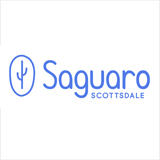The Saguaro Pool logo