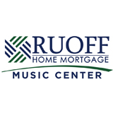Ruoff Music Center logo