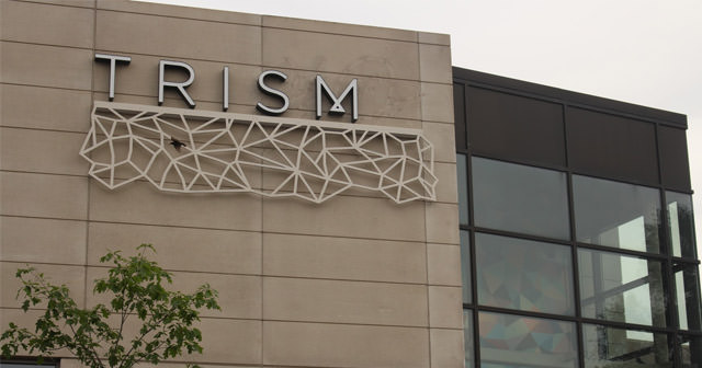 View of the interior of Trism after getting free guest list